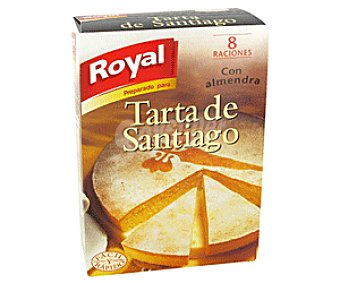 Royal Tarta Santiago Caja 410 g