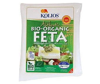 KALIOS Queso feta ecológico con denominación de origen 200 gramos
