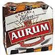 Cerveza Pack 6x25 cl Cervezas Aurum