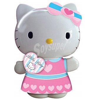 Hello Kitty gel de baño infantil figura Boutique frasco 300 ml 3D