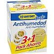 Antihumedad perfume limón pack 3 recambios + aparato gratis pack 3 Humydry