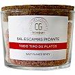 Sal de escamas picantes tarro 100 g tarro 100 g Club del gourmet