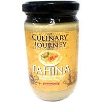 CHATURA Crema de sésamo Tahina Frasco 454 g