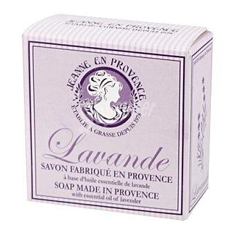 Jeanne en Provence Jabón Lavanda 100 g