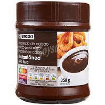 Eroski Chocolate a la taza Bote 350 g