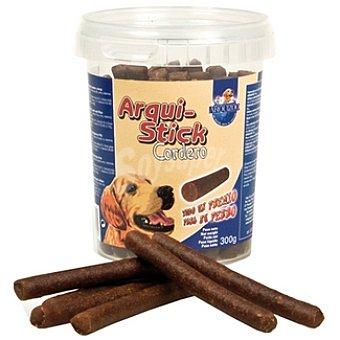 Arquizoo arqui-stick Snacks para perro con cordero Envase 300 g
