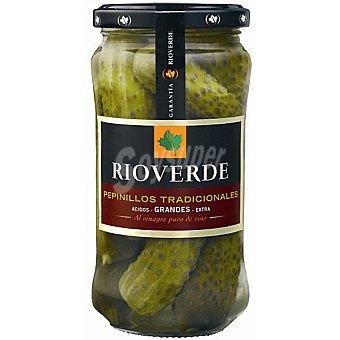 Rioverde Pepinillos en vinagre Frasco 180 g (neto escurrido)