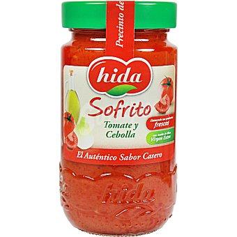 Hida Sofrito de tomate y cebolla con aceite de oliva virgen extra Frasco 350 g neto escurrido