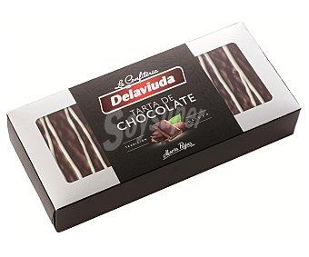 Delaviuda Turrón de tarta de chocolate 250 gramos