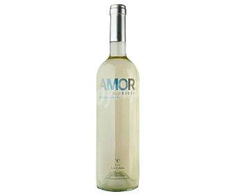 Amor Vino blanco afrutado con denominación de origen Valle del Güimar (tenerife) Botella de 75 cl