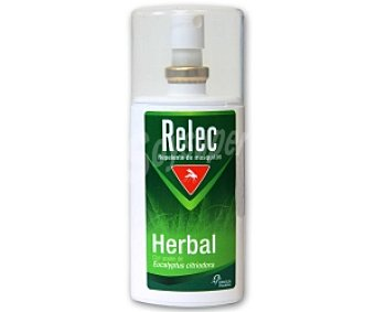 RELEC Spray Antimosquitos con estractos naturales 75 mililitros