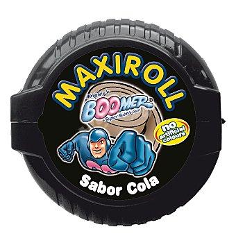 Boomer Chicle maxiroll sabor cola 75 gr