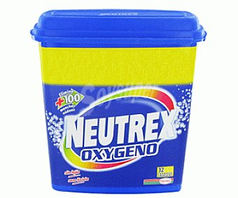 Neutrex Detergente en Polvo Oxygeno Sin Lejía 32d