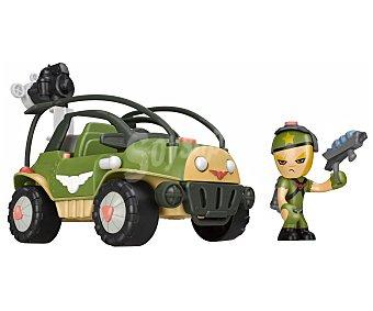 Famosa Vehículo Resistance dispara-misiles, incluye 1 figura MUTANT BUSTERS . Este producto dispone de distintos modelos o colores. Se venden por separado, SE SURTIRÁN SEGÚN EXISTENCIAS 1 unidad