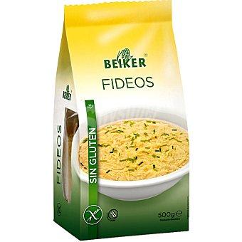 Beiker Fideos sin gluten Envase 500 g