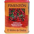 pimentón agridulce lata 70 g EL MOLINO DE GREDOS