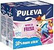 Batido de fresa Pack 6 briks x 200 ml Puleva