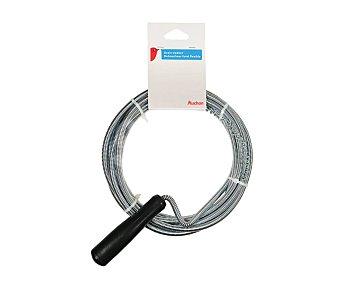 PRODUCTO ALCAMPO Desatascador de drenaje, material: PP negro y acero, 1 PC alcampo