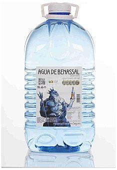 Agua de Benassal Agua mineral 5 l