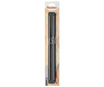METALTEX Barra de cocina magnética para colgar, 33 centímetros de largo, accesorios de montaje incluidos 1 unidad