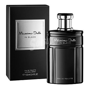 Massimo Dutti Colonia In Black spray 100 ml