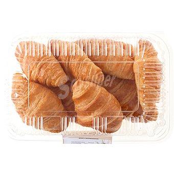 CALIDAD ARTESANA Mini croissant producción propia 12 unidades Bandeja 250 g