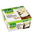 Yogur cremoso vainilla Pack de 4x100 g Vrai
