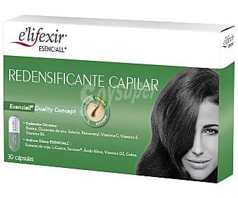 E'lifexir Redensificante capilar, que ayuda a devolver la vitalidad, volumen y brillo a nuestro cabello 30 unidades