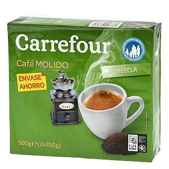 Carrefour Café molido mezcla 2 x 250 g