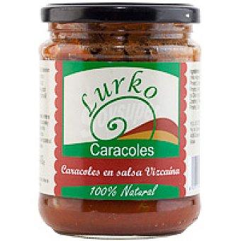 LURKO Caracoles en salsa vizcaína Tarro 400 g