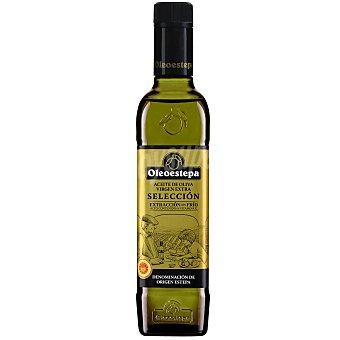 Oleoestepa Aceite de oliva virgen extra selección D.O. Estepa Botella cristal 500 ml