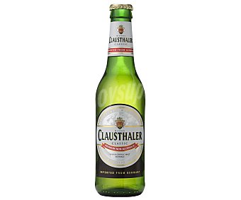 Clausthaler Cerveza Sin Alcohol 33 cl