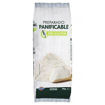 Hacendado Preparado panificable sin gluten Paquete 1 kg