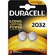 Pila de litio 3V especial 2032 blister 2 unidades Duracell