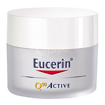 Eucerin Crema antiarrugas hidratante de día Q10 50 Mililitros