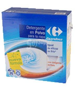 Carrefour Detergente en polvo Maleta de 36 cacitos