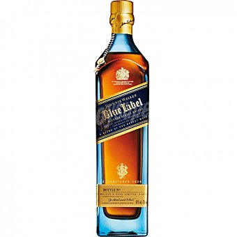 Johnnie Walker Whisky Blue Label escocés 70 cl 70 cl