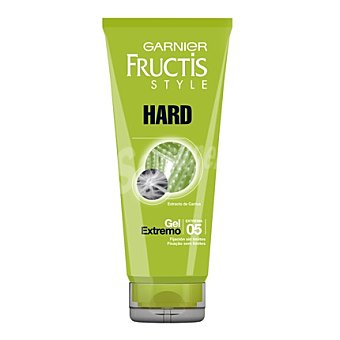 Fructis Garnier Gel fijador hard glue 200 ml