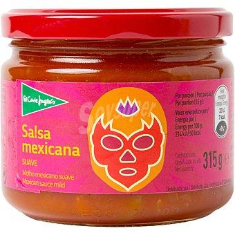Aliada Salsa mejicana suave Tarro 315 g