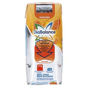 DiaBalance Pascual Zumo de naranja Brick de 330 ml