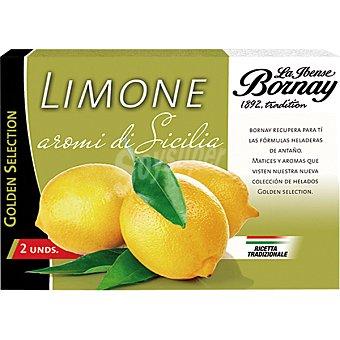 La Ibense Bornay Limón helado envase 240 ml 2 unidades