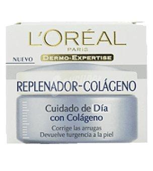 L'Oréal Crema facial Replenador Colágeno día 50 ml