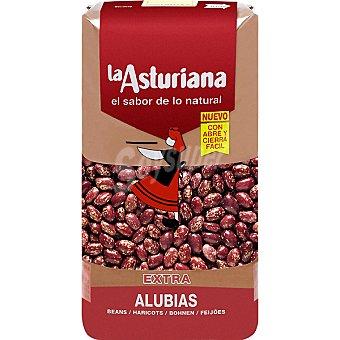 La Asturiana Alubia palmeña paquete 1 kg