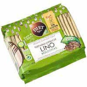 Diet Rádisson Diet Tostadas lino 100 g