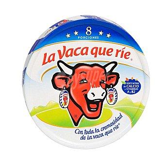 La Vaca que ríe Queso fundido Caja 125 g (8 porciones)