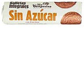La campesina galletas integrales sin azúcar paquete 180 g
