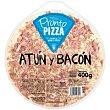 Pizza de atún-bacón 1 ud. Pronto Pizza