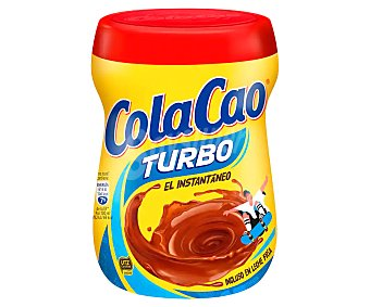 Cola Cao Cacao turbo Bote 375 g