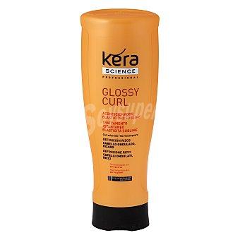 Les Cosmétiques Acondicionador Elasticidad Sublime para cabello ondulado, rizado - Kera Science 400 ml