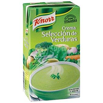 Knorr Crema de selección de verduras 1 l